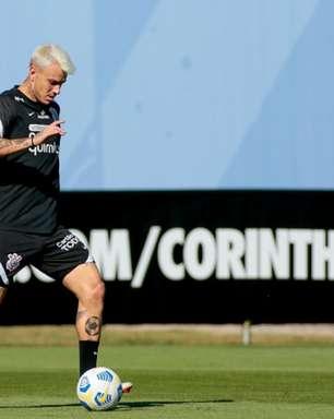Róger Guedes deve estrear pelo Corinthians nesta terça-feira