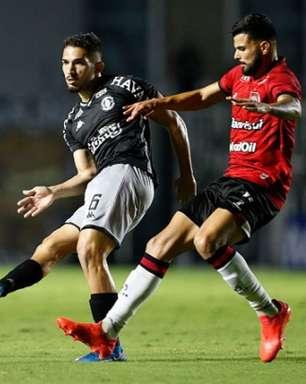 Em novo tropeço no Rio, Vasco empata com o Brasil de Pelotas