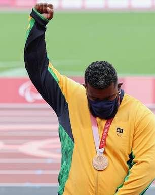 Thiago Paulino desabafa após ter ouro retirado