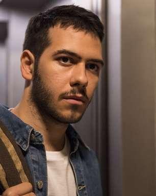 Filho de Murilo Benício surge passando batom e web reage