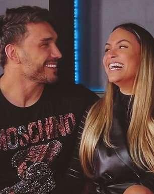 Sarah Andrade e Lucas Viana terminam o namoro