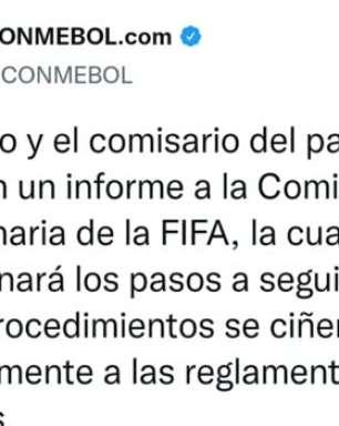 BRASIL X ARGENTINA: Suspenso! Conmebol publica decisão em suas redes sociais após veto da Anvisa a quatro jogadores argentinos
