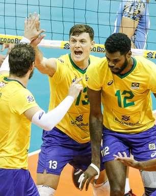Brasil é campeão Sul-Americano e se vinga da Argentina