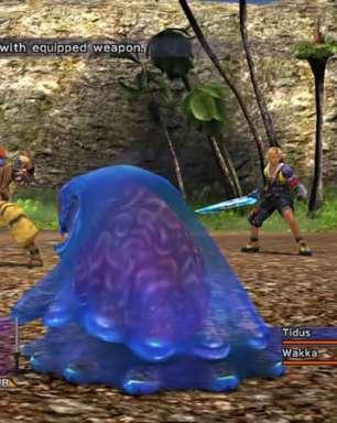 """Final Fantasy X: quando o inimigo """"invencível"""" foi derrotado"""