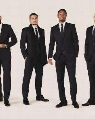 PSG anuncia parceria com a Dior para deixar elenco elegante