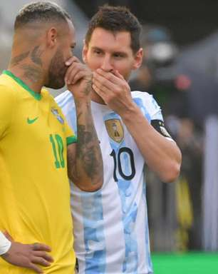 Fifa abre processo disciplinar contra Brasil e Argentina