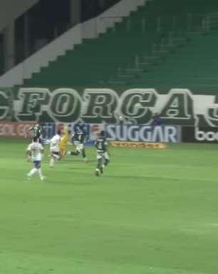 SÉRIE B: Gols de Goiás 1 x 1 Cruzeiro