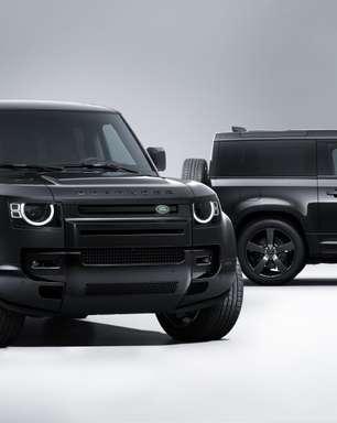 Land Rover Defender ganha edição inspirada no filme 007