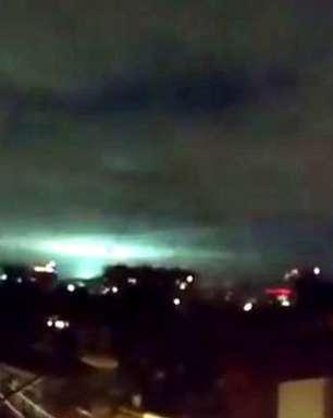 O que eram os misteriosos flashes de luz vistos no céu do México durante o terremoto?