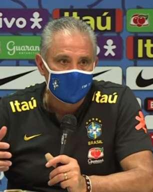 """Tite confirma Seleção e vê """"decisão justa"""" em jogo suspenso"""
