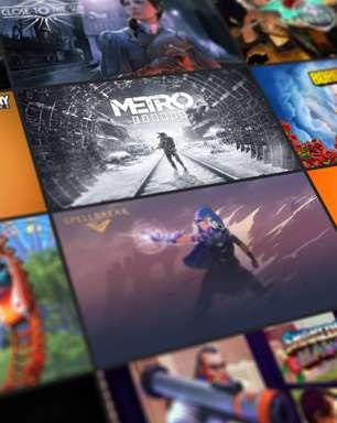 Ótimos jogos que a Epic Games Store já deu