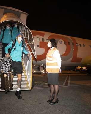 Eliminatórias: Seleção chega ao Recife para encarar o Peru