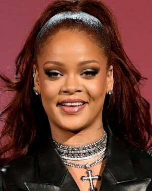 Rihanna abre mão do processo contra seu pai, Ronald Fenty
