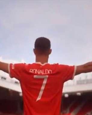 Cristiano Ronaldo volta a pisar no gramado do Old Trafford