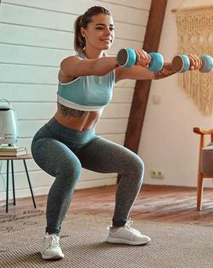 Exercícios físicos e saúde mental: aprenda a praticar esportes sem sair de casa