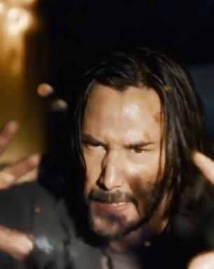 Matrix 4: Primeiro trailer tem retorno de Keanu Reeves como Neo