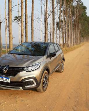 Avaliação: Renault Captur 1.3 turbo é um SUV evoluído