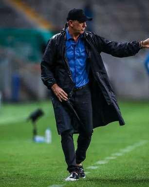 Grêmio parabeniza Renato Portaluppi nas redes sociais