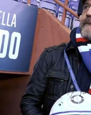 Jogador italiano voltará após 12 anos suspenso por cocaína