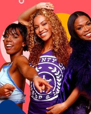 Relembre o Destiny's Child, grupo que revelou Beyoncé
