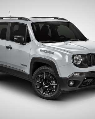 Jeep, marca de luxo com 3 carros, bate novo recorde no país