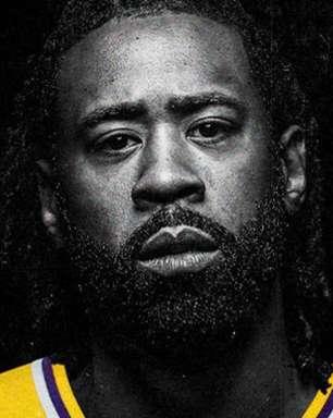 Los Angeles Lakers anunciam a contratação do pivô DeAndre Jordan