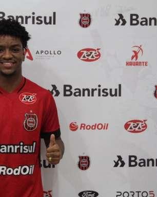 Caio Rangel relembra chegada ao Brasil de Pelotas e mostra confiança no time: 'A vitória vai chegar'