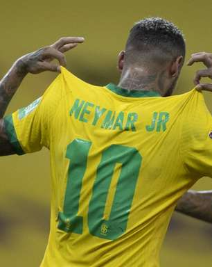 Neymar desfalca a Seleção Brasileira contra a Venezuela