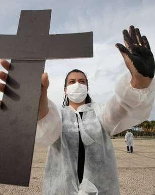 Brasil tem mais 15.951 casos e 672 mortes por covid