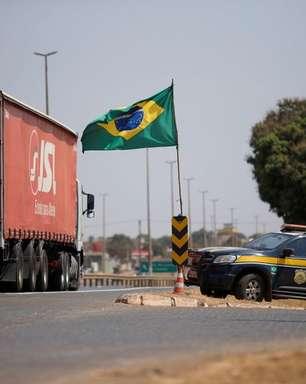 Caminhoneiros se reúnem em Brasília para debater agenda