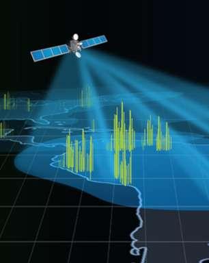 Viasat é autorizada a explorar satélite na posição 89ºO