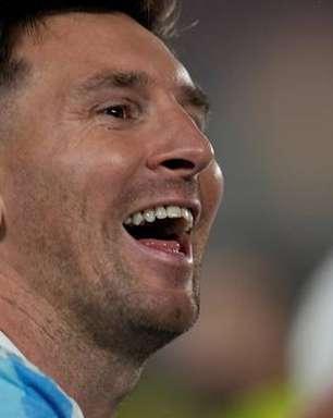 Messi chega aos 79 gols pela seleção e passa recorde de Pelé