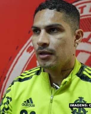 """INTERNACIONAL: Guerrero elogia Yuri Alberto: """"Um menino com uma grande qualidade"""""""