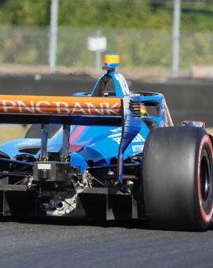 Palou bate Rossi e Dixon e crava pole crucial do GP de Portland. O'Ward é 7º