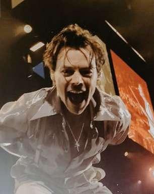 Harry Styles vacinará fãs em shows da 'Love On Tour'