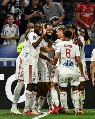 Lyon vence o Strasbourg em casa pelo Campeonato Francês