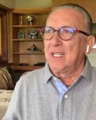 'Vou estar de alguma forma na Olimpíada de Paris', garante Galvão Bueno