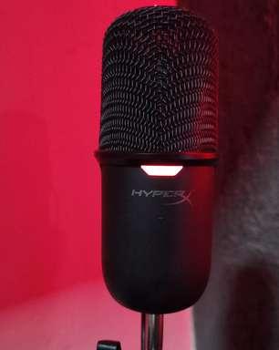 Análise: HyperX Solocast é o microfone ideal para lives