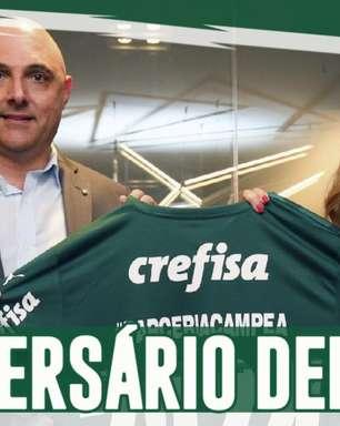 Boletim do NP: Oposição define adversário de Leila Pereira para o cargo de presidente do Palmeiras