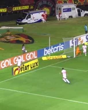 SÉRIE A: Gol de Sport 0 x 1 Internacional