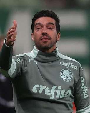 Abel Ferreira tem aproveitamento pior do que sequência que culminou em demissões dos últimos treinadores do Palmeiras