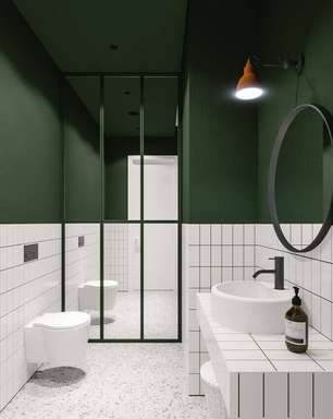 Banheiro Bonito: 6 Dicas de Decoração +65 Modelos Incríveis