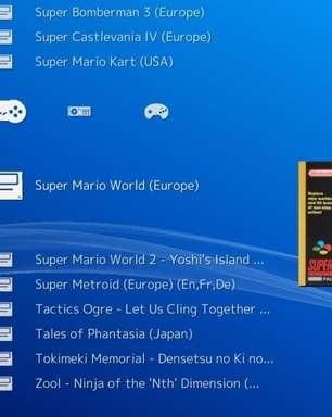 RetroArch chega ao Steam com emuladores de Nintendo, PlayStation e mais