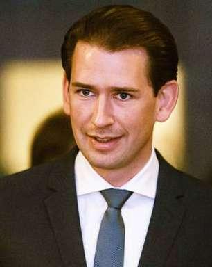 """""""Não vamos acolher nenhum afegão"""", diz chanceler da Áustria"""