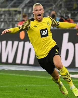 Borussia Dortmund admite saída de Haaland e já busca substituto ao centroavante
