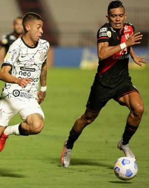 Autor do último gol do Corinthians, Gabriel Pereira mostra confiança por semana de trabalho