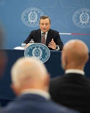 Draghi é único italiano na lista de mais influentes da 'Time'