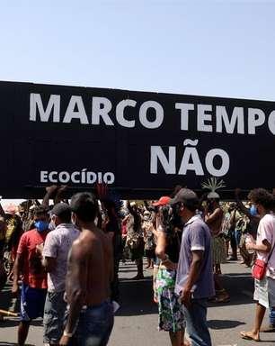 Moraes pede vista e STF suspende processo do marco temporal