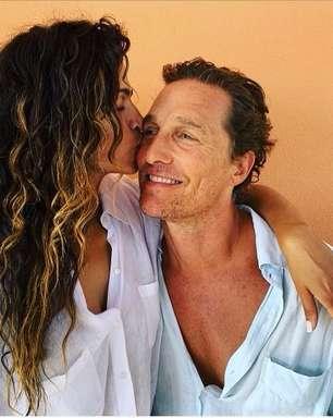 Camila Alves fala sobre casamento com Matthew McConaughey
