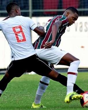 Fluminense supera o Vasco e vai à final do Campeonato Carioca sub-20